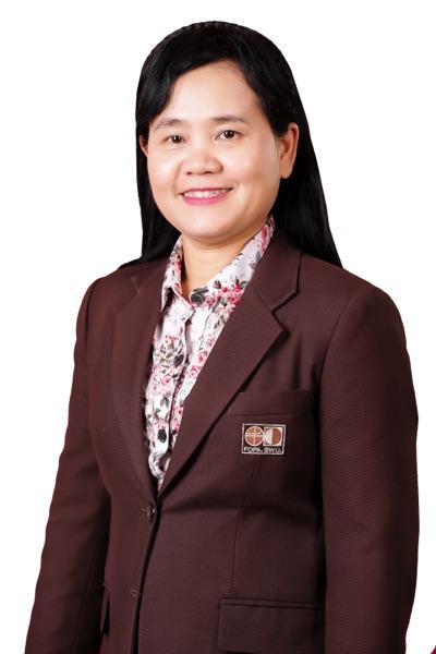 ผู้ช่วยศาสตราจารย์ ดร.รุจี ศรีสมบัติ